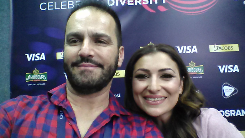 Claudia: Η επουράνια (Συνέντευξη βίντεο)